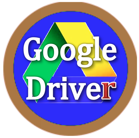 Google Driver Badge