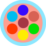 LotsOfCircles Badge