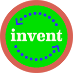 Invent Badge Badge