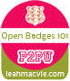 Open Badges 101 Badge