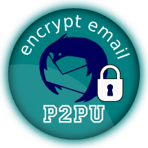Encrypt And Sign Your Email With Thunderbird Badge