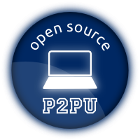 P2pu Open Source Developer Badge