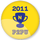 NaNoWriMo Winner 2011 Badge