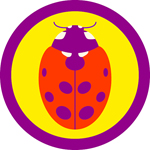Ladybugchase Badge