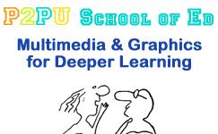 Multimedia and Graphics to Facilitate Deeper Learning