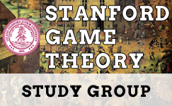 Game Theory at Stanford