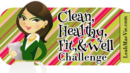 Clean, Healthy, Fit, and Well Challenge