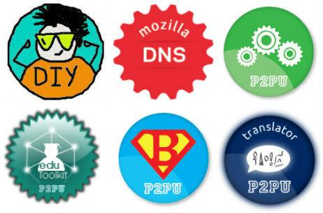 P2PU Badge Maker