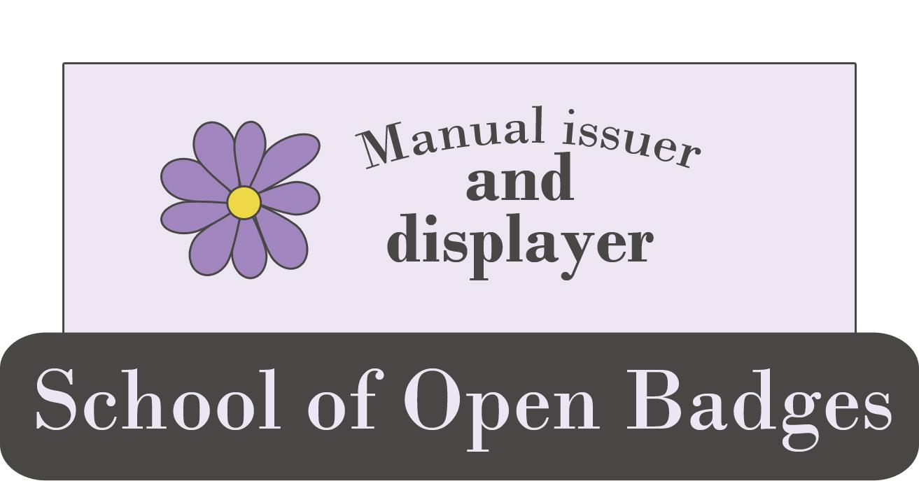 Manual Open Badges
