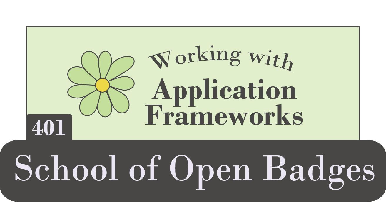 401 Working with Application Frameworks