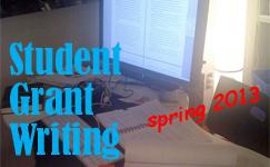 Student Grant Writing