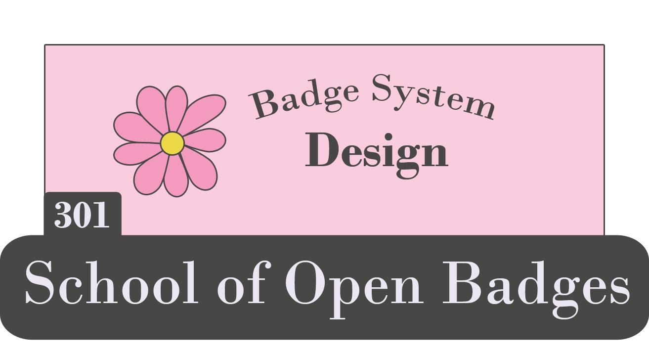 301 Badge System Design