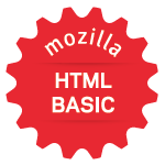 Html Basic Badge