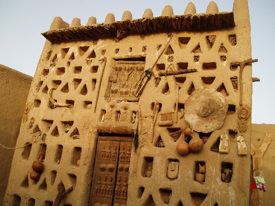 Dogon Math House