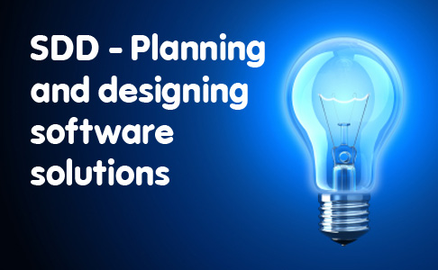 HSC SDD - Planning and designing software solutions