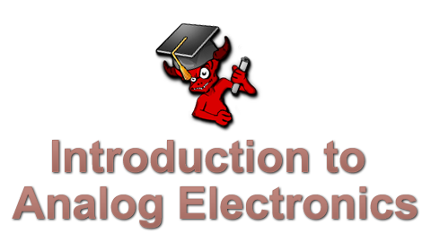 An Introduction To Analog Electronics