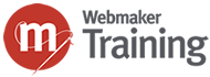 Webmaker Training logo